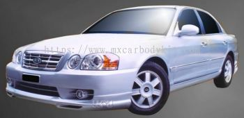 KIA OPTIMA 2006 OEM BODYKIT + SPOILER