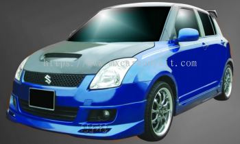 SUZUKI SWIFT 2008 SPORTIVO BODYKIT