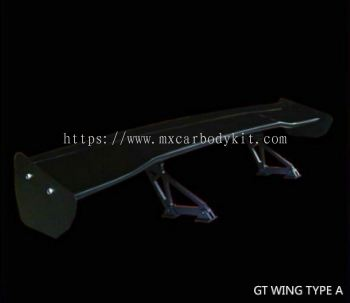 UNIVERSAL GT WING SPOILER TYPE A