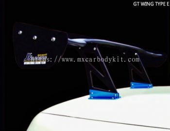 UNIVERSAL GT WING SPOILER TYPE E