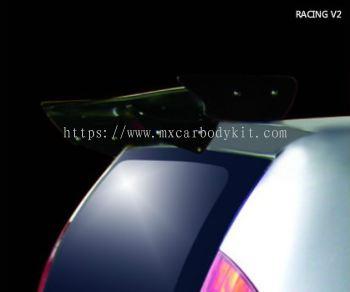 UNIVERSAL GT WING SPOILER JS RACING V2