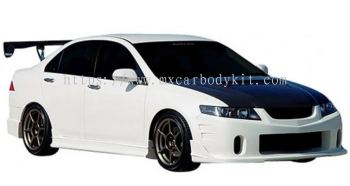HONDA ACCORD EURO R 2006 BUDDY C BODYKIT