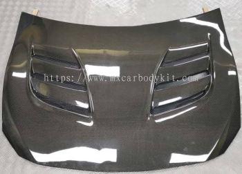 TOYOTA GT 86 BRZ VARIS FRONT BONNET HOOD CARBON