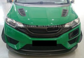 HONDA JAZZ 2014 - 2016 TAKERO V1 FRONT LIP