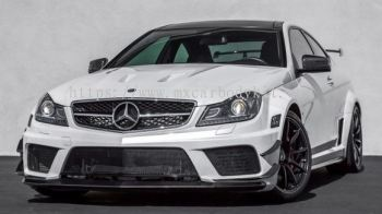 MERCEDES BENZ W204 C63 AMG BLACK SERIES WIDE BODYKIT