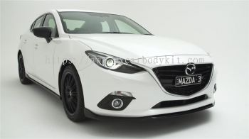 MAZDA 3 SEDAN 2015 OEM BODYKIT