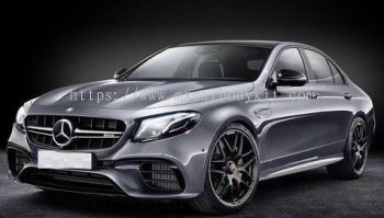 MERCEDES BENZ W213 2017 E63 AMG LOOK BODYKIT