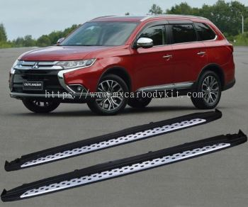 MITSUBISHI OUTLANDER 2013 - 2018 OEM NEW RUNNING BOARD