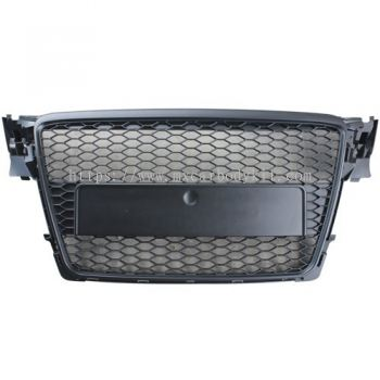 AUDI A4 B8 2008 RS STYLE FRONT GRILLE