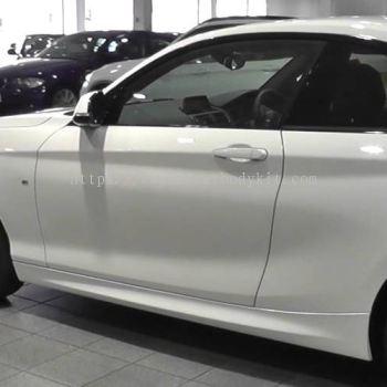 BMW F22 2 SERIRES M-TEK SIDE SKIRT