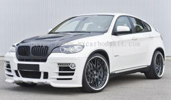 BMW E71 X6 SERIES HAMANN STYLE BODYKIT