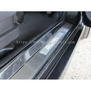 BMW E46 3 SERIES DOOR SILL SIDE STEEL