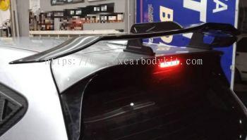 PERODUA MYVI 2018 KUHL RACING STYLE GT WING SPOILER