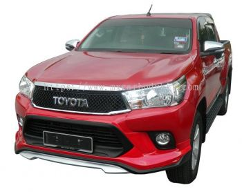 TOYOTA HILUX REVO 2017 AM STYLE FRONT SKIRT