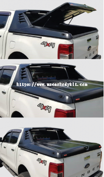 FORD RANGER 2012 RS-RACING T-BOX WITH ROLL BAR