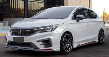 HONDA CITY 2020 DRIVE 68 BODYKIT WITH SPOILER