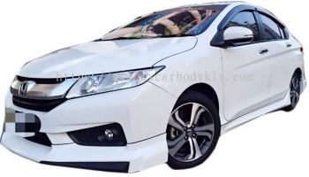 HONDA CITY 2014 MUGEN BODY KIT + SPOILER