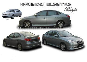 HYUNDAI ELANTRA 2007 AM STYLE BODYKIT