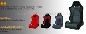 SSCUS E8 CAR SEAT
