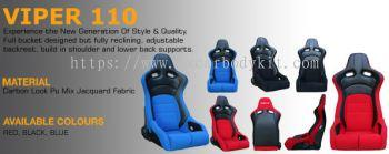SSCUS VIPER 110 CAR SEAT
