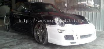 PORSCHE CARRERA 997 GT3 FULL SET BODYKIT + SPOILER