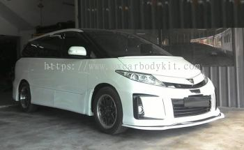 TOYOTA ESTIMA ACR55 2012 J-EMOTION DESIGN FULL SET BODYKIT