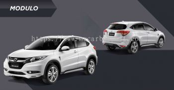 HONDA HRV 2015 MODULO BODY KIT