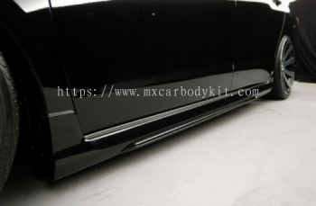HONDA ODYSSEY RB3 2009-12 ADMIRATION DESIGN SIDE SKIRT