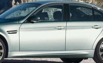 BMW E90 M3 SIDE SKIRT