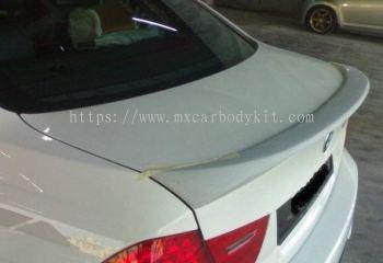 BMW E90 M-SPORT REAR SPOILER
