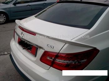 MERCEDES BENZ W207 J-EMOTION DESIGN REAR SPOILER
