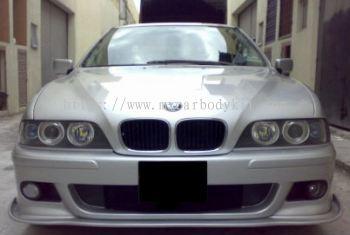 BMW E39 M5 HAMANN STYLE DESIGN FRONT LIPS