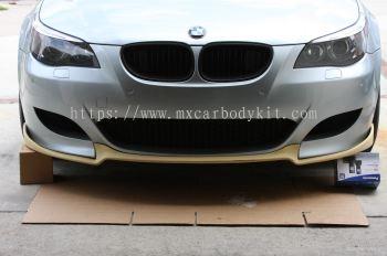BMW E60 M5 HARGATE STYLE DESIGN FRONT BUMPER LIPS