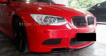 BMW E90 J-EMOTION DESIGN CUSTOM M3 FRONT BUMPER LIPS