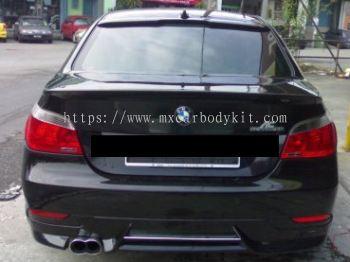 BMW E60 2003-07 AC DESIGN REAR SKIRT