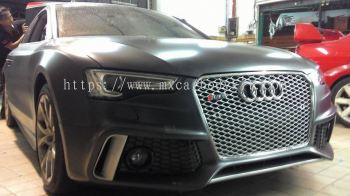 AUDI A5/S5 B8 2012 CARACTERSTYLE FRONT BUMPER