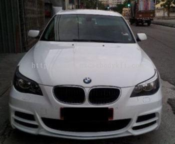 BMW E60 J-EMOTION DESIGN FRONT BUMPER
