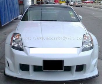 NISSAN FAIRLADY Z33 ING FRONT BUMPER