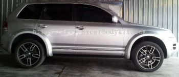 VOLKSWAGEN TOUAREG ABT STYLE ARCHES