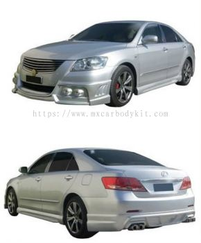 TOYOTA CAMRY 2006-2009 BLACK BISON BODYKIT