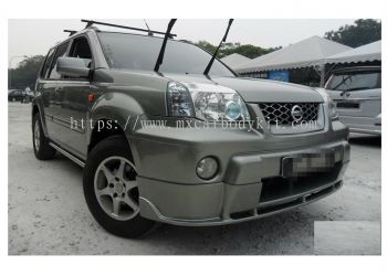 NISSAN X-TRAIL 2005 NISMO BODY KIT + SPOILER