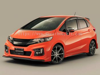 HONDA JAZZ 2014 MUGEN RS BODY KIT + SPOILER