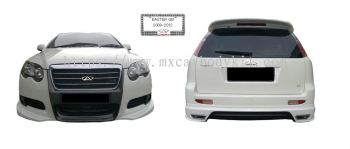 CHERY EASTAR 2009-2012 GB-DESIGN BODY KIT + SPOILER