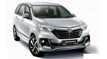 TOYOTA AVANZA 2015 OEM BODY KIT