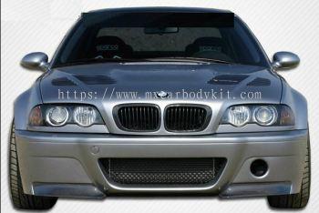 BMW E46 2000 FRONT GRILLE CARBON FIBER