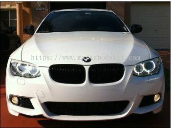 BMW E90 FACELIFT FRONT GRILLE CARBON FIBER