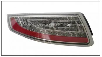 PORSCHE CARRERA 911/997 2004-2012 REAR LAMP CRYSTAL LED CLEAR