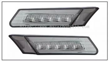 PORSCHE CARRERA 911/997 2004-2012 SIDE LAMP CRYSTAL LED