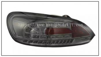 VOLKSWAGEN SCIROCCO MK3 REAR LAMP CRYSTAL LED SMOKE