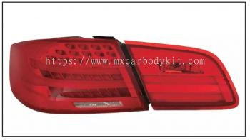 BMW 3 SERIES E92 2007 REAR LAMP CRYSTAL LED + LIGHT BAR